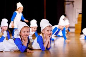 хореография танцы